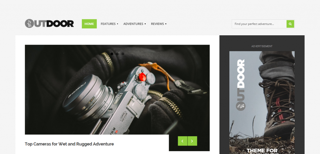 Buy Personal Blogging WordPress Themes
