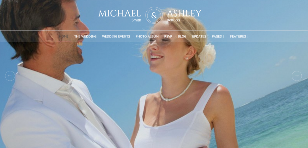 Download Wedding WordPress Themes