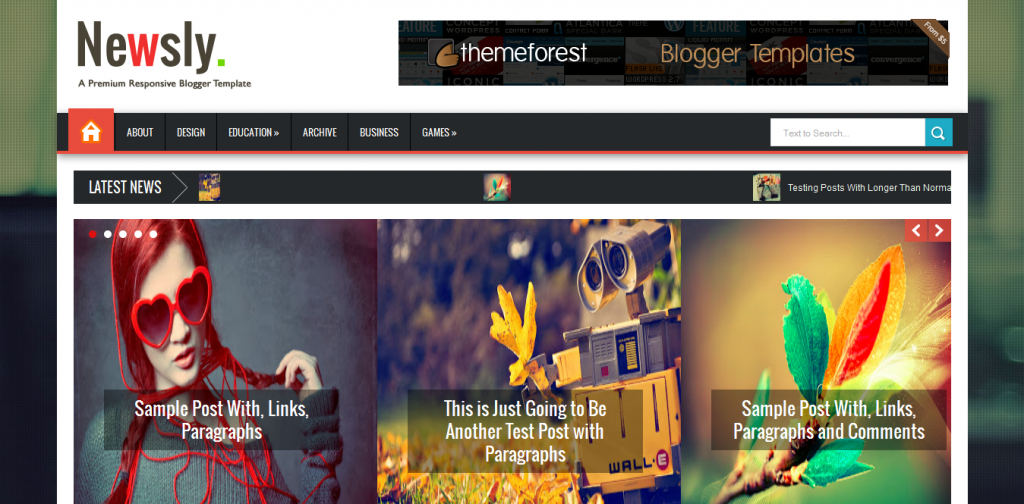 55 best responsive blogger templates weelii free blogger template cheaphphosting Choice Image
