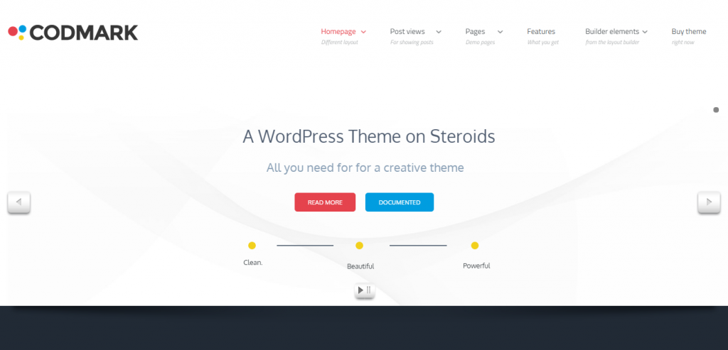 Free Creative WordPress Themes