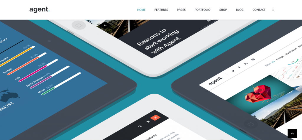 Most Creative WordPress Themes