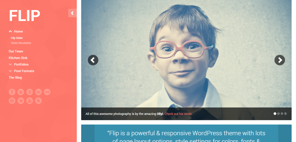 New Personal Blogging WordPress Themes