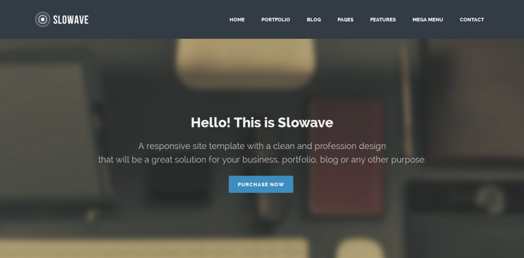 Responsive Business WordPress Templates