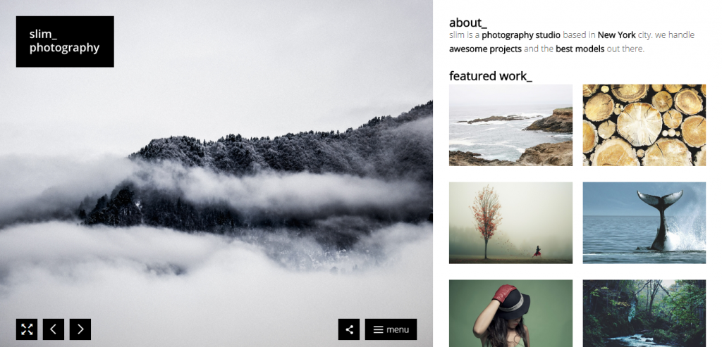 Responsive Creative WordPress Themes