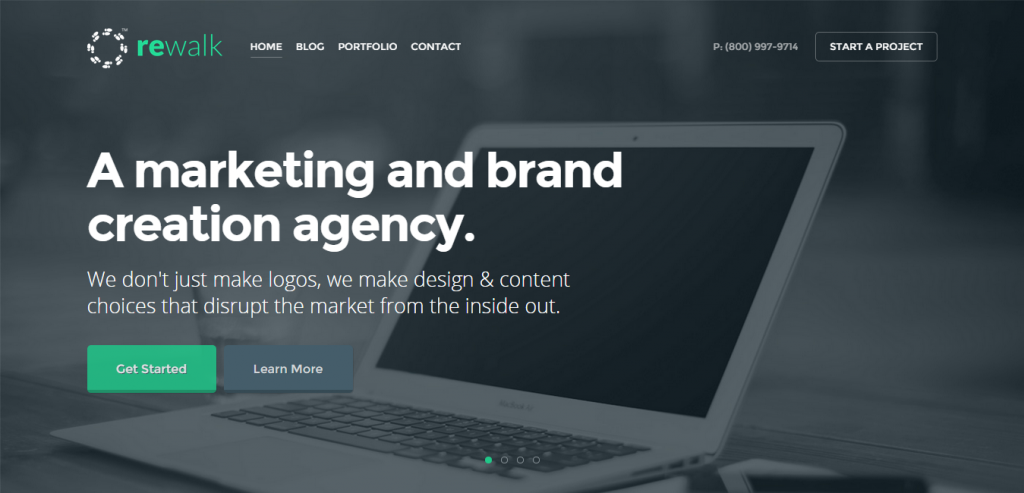 Top Business WordPress Themes