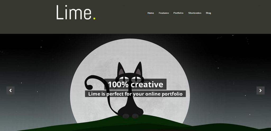 premium creative WordPress themes