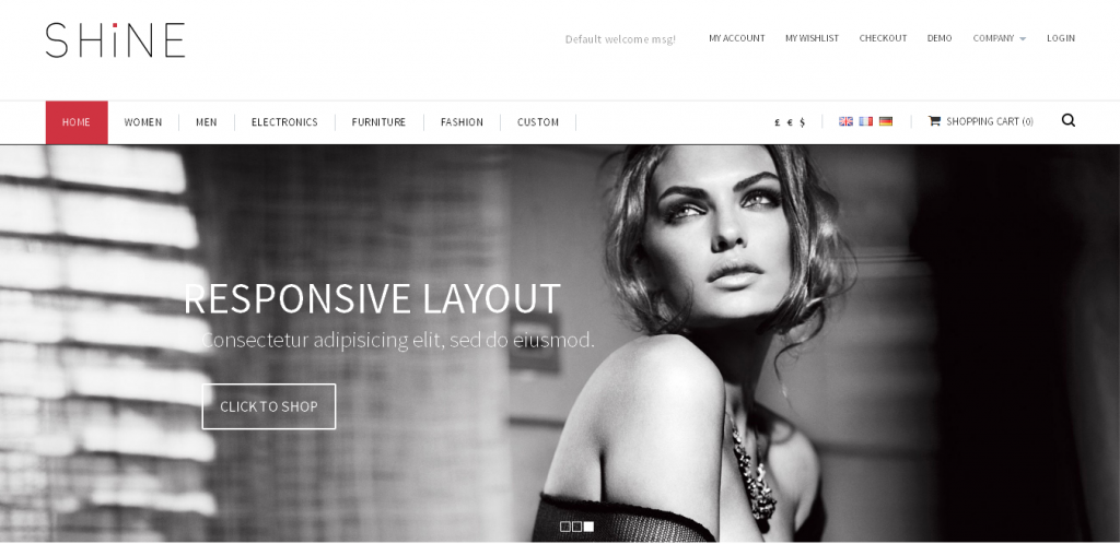 Best Magento Themes 2014