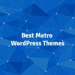 Best Metro WordPress Themes