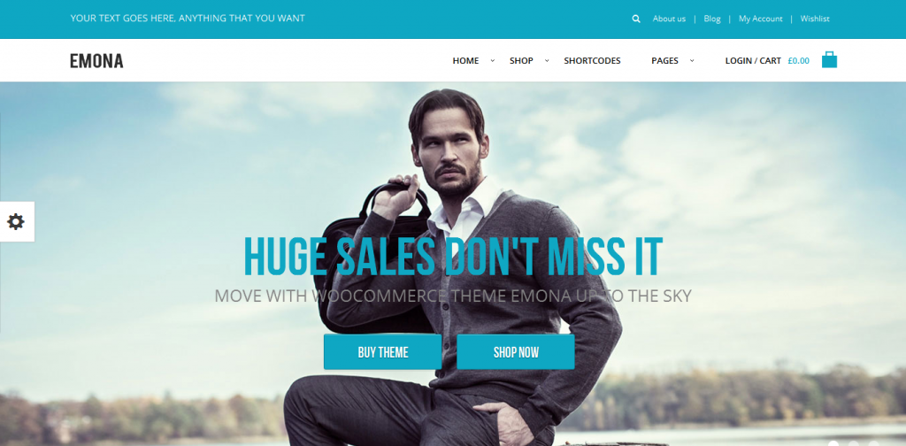 Best eCommerce WordPress Template