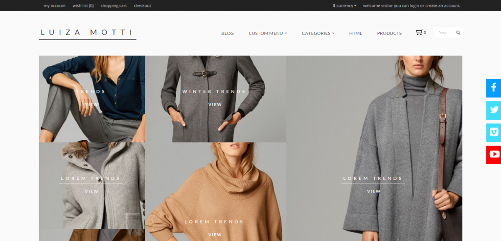 Best eCommerce WordPress Templates