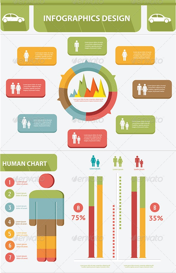 Big Infographics Elements