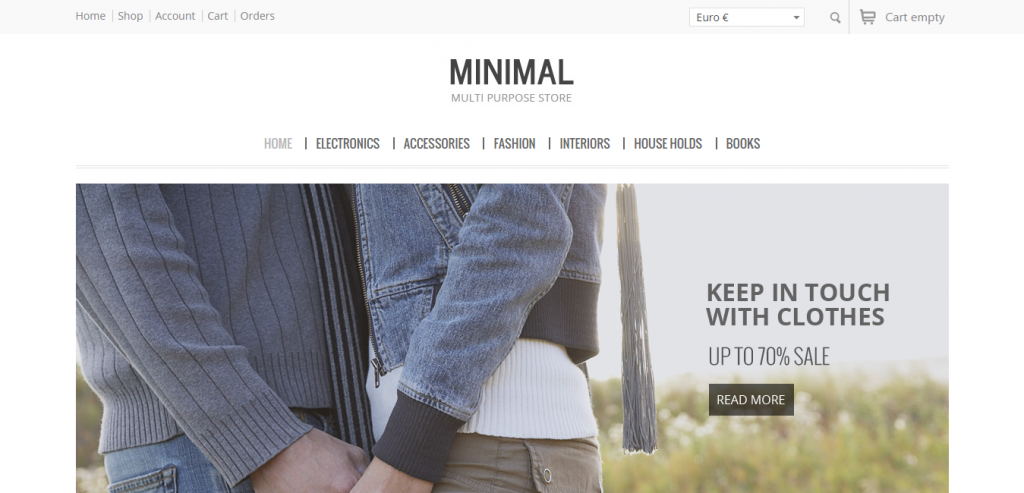 Buy Joomla VirtueMart templates