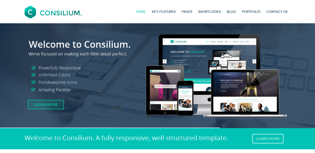Creative Drupal Themes