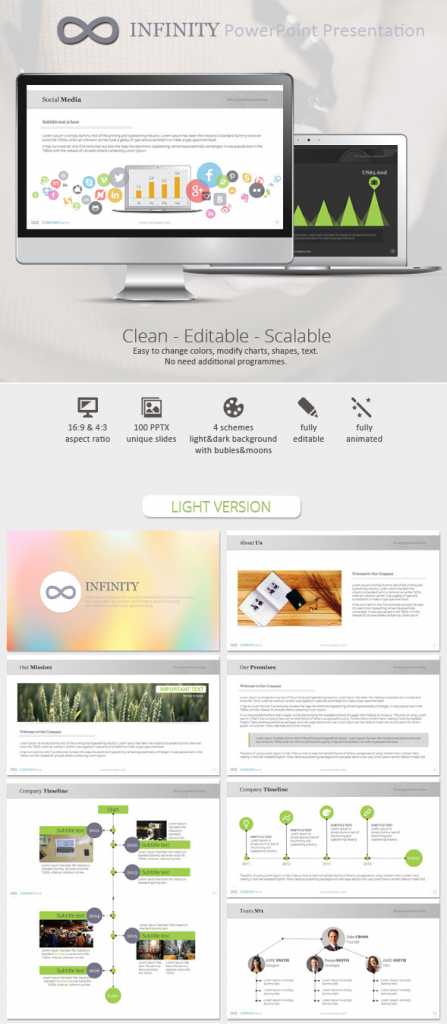 60 best premium powerpoint templates weelii download powerpoint template toneelgroepblik Image collections