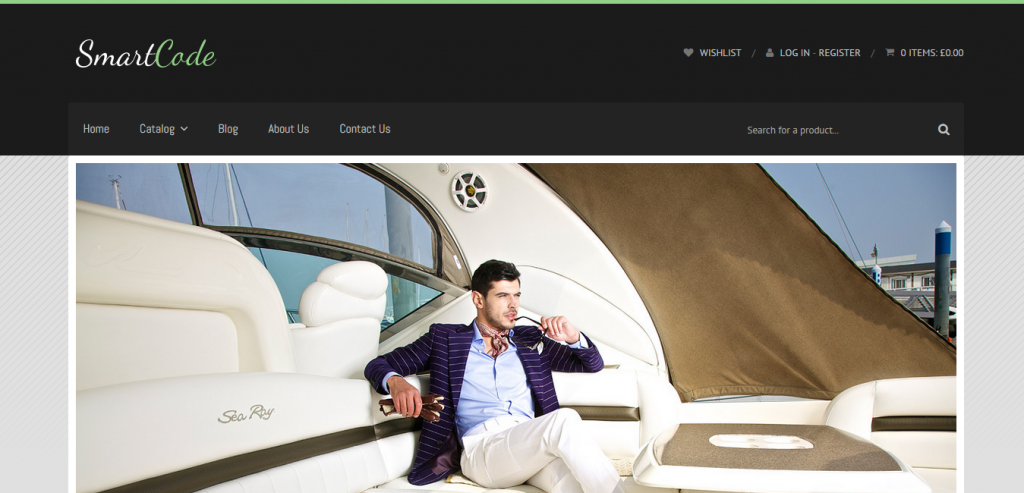55 best premium shopify themes weelii for Free shopify themes download