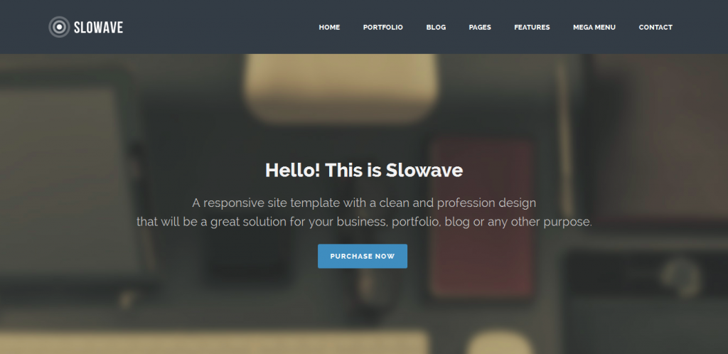 50 Best Business HTML Templates | Weelii