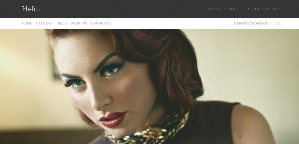 Free Shopify WordPress Theme