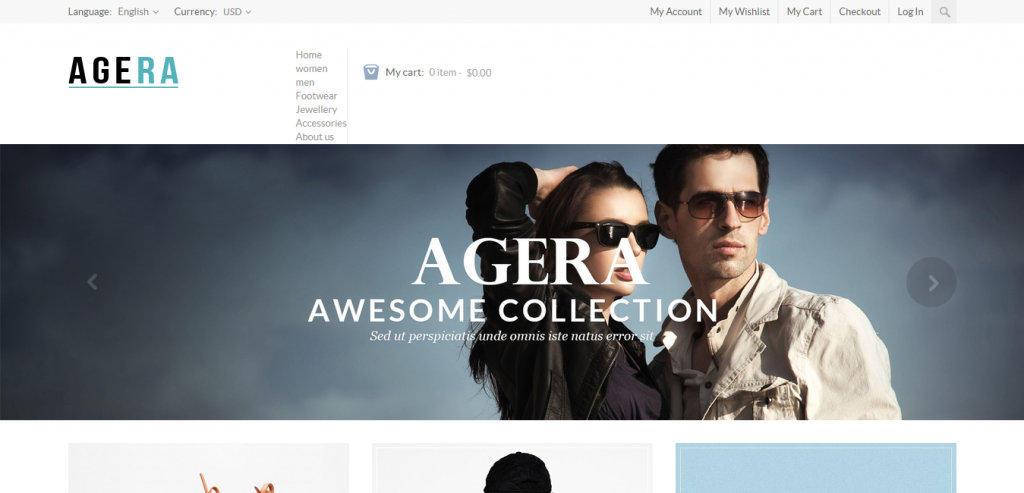 Free eCommerce WordPress Templates