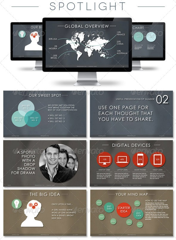60 Best Premium PowerPoint Templates | Weelii
