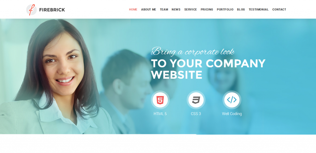One Page Drupal Themes