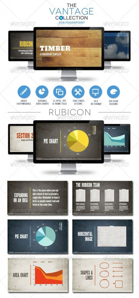Powerpoint Template Bundle