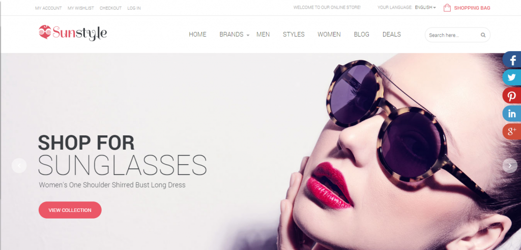 Premium eCommerce WordPress Templates