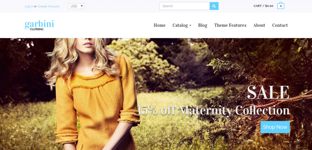 Responsive Shopify WordPress Themes