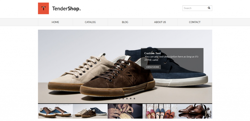 Shoes Shopify Theme