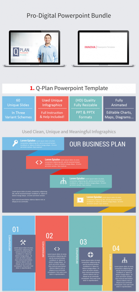 60 Best Premium Powerpoint Templates Weelii