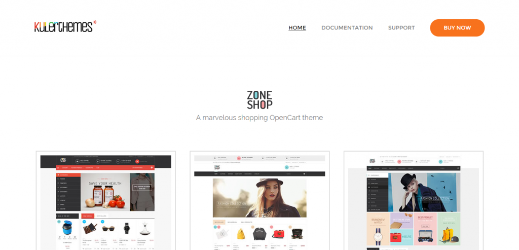 Top eCommerce WordPress Templates