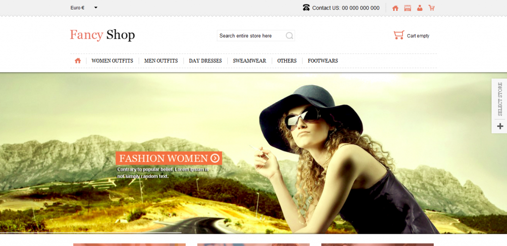 VirtueMart Responsive Themes