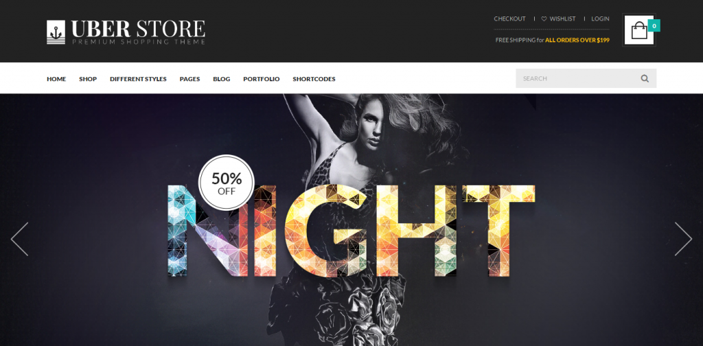 top ecommerce wordpress themes