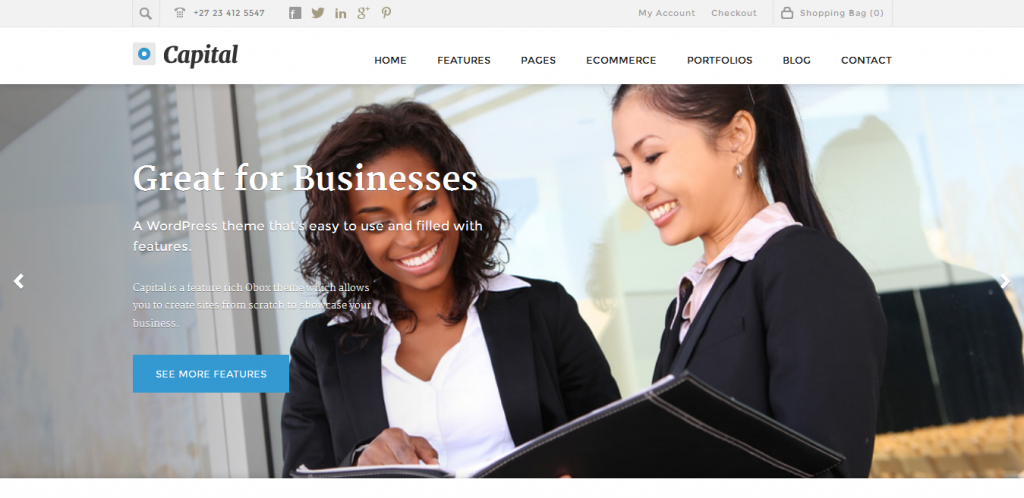 Attorney WordPress Themes