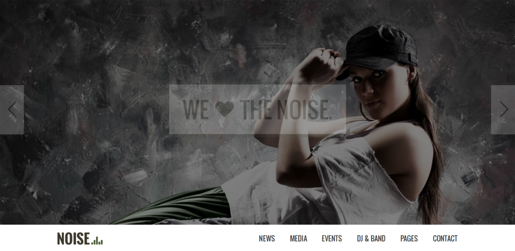 Band WordPress Themes