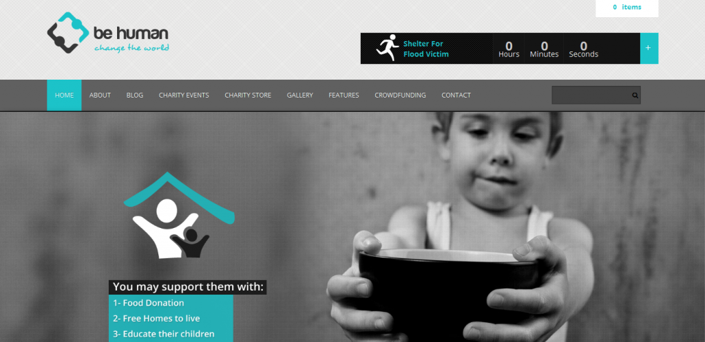 Best Crowdfunding WordPress Theme