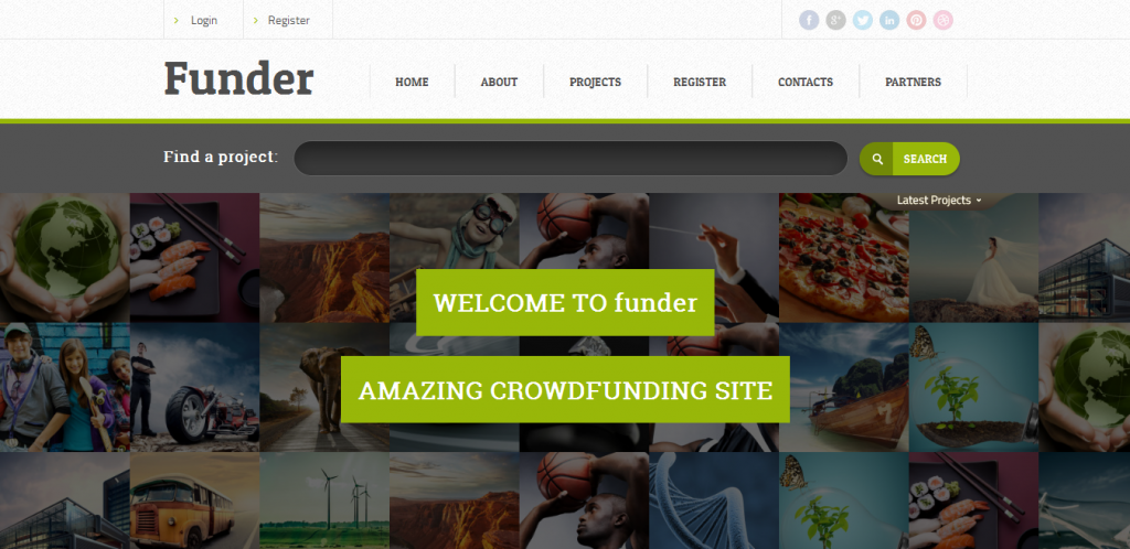 Best Crowdfunding WordPress Themes