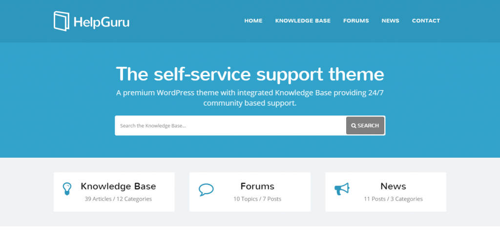 Best Knowledge Base WordPress Templates
