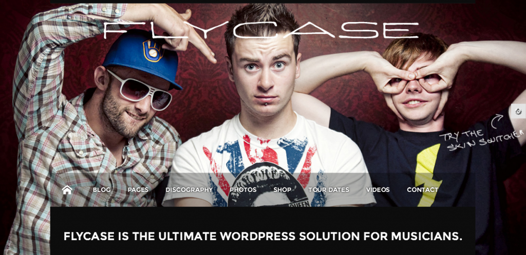 Best Music WordPress Theme