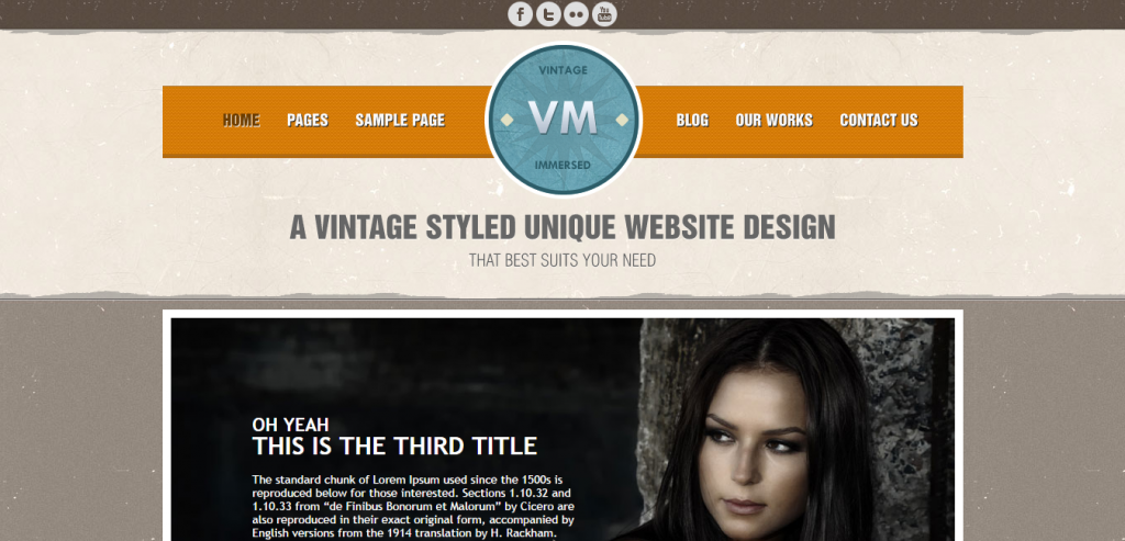 Best Retro Vintage WordPress Themes
