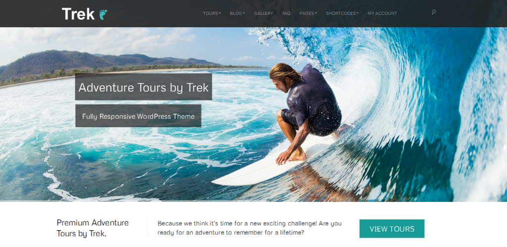 Best Travel WordPress Themes