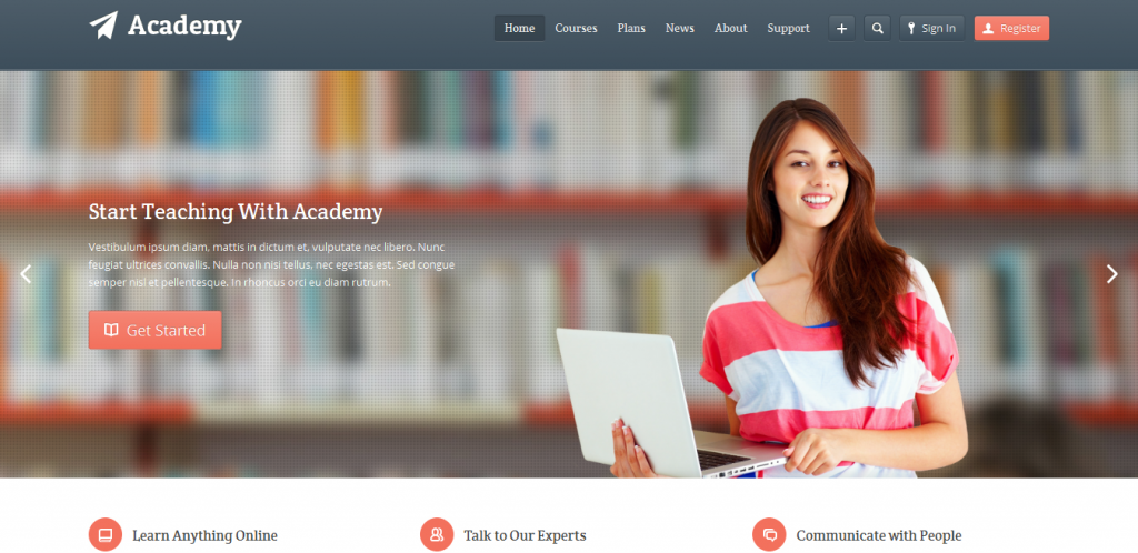 Best University WordPress Theme