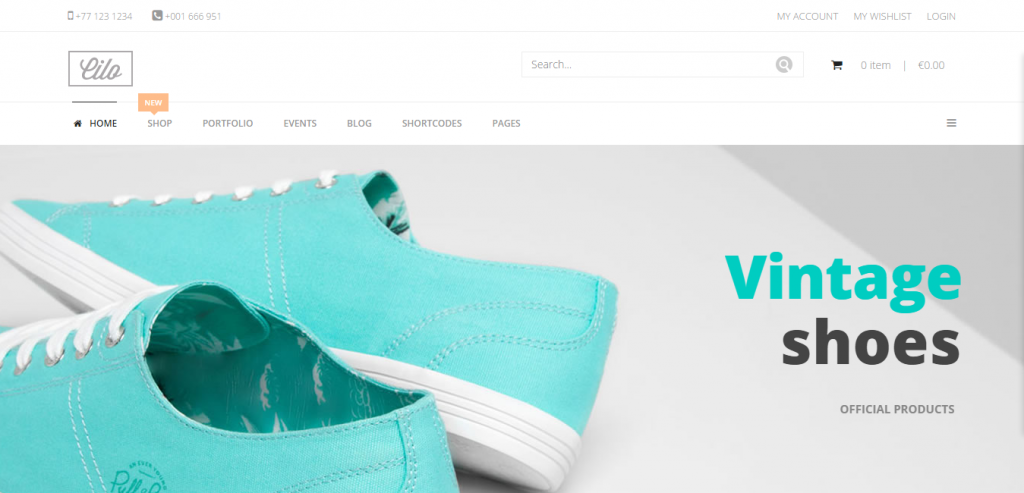 Best WordPress Commerce Theme