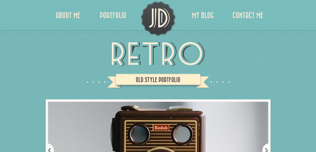 New Retro Vintage WordPress Themes