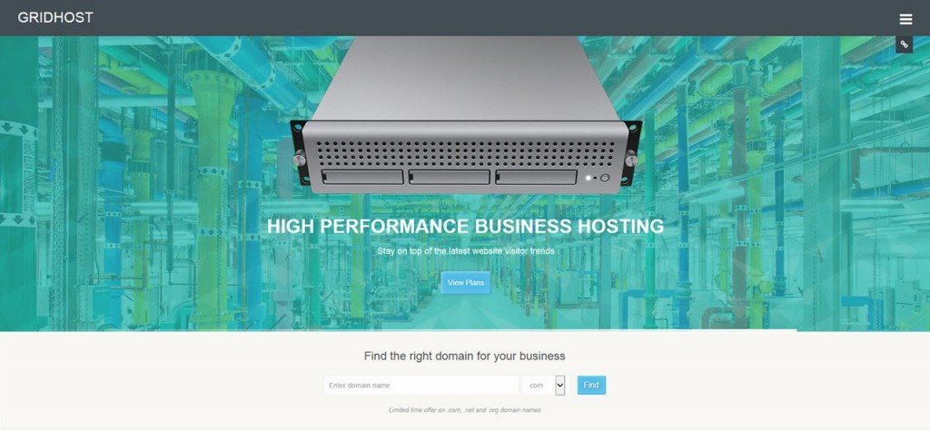 Responsive Hosting WordPress Theme