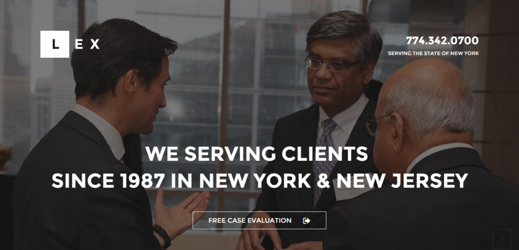 Top Attorney Law WordPress Templates