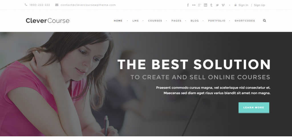 Top University Education WordPress Themes