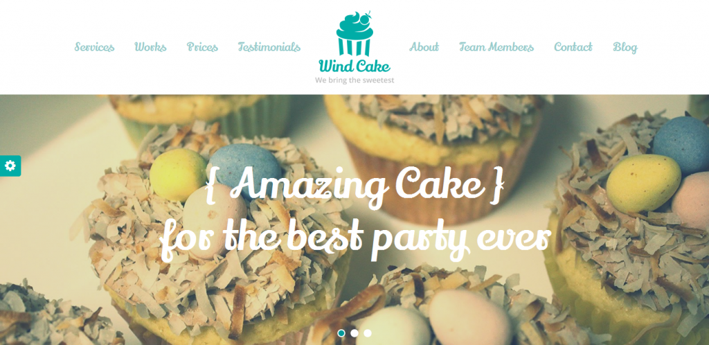 WordPress Themes for Bakeries