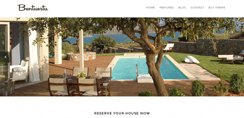 real-estate WordPress theme