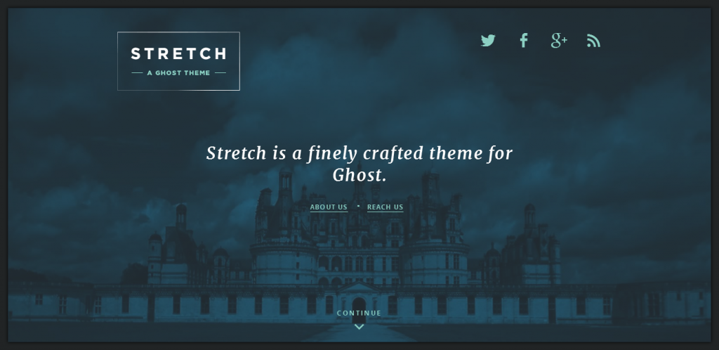 Ghost Theme