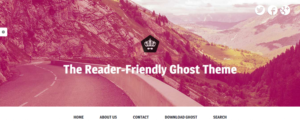 New WordPress Ghost Themes